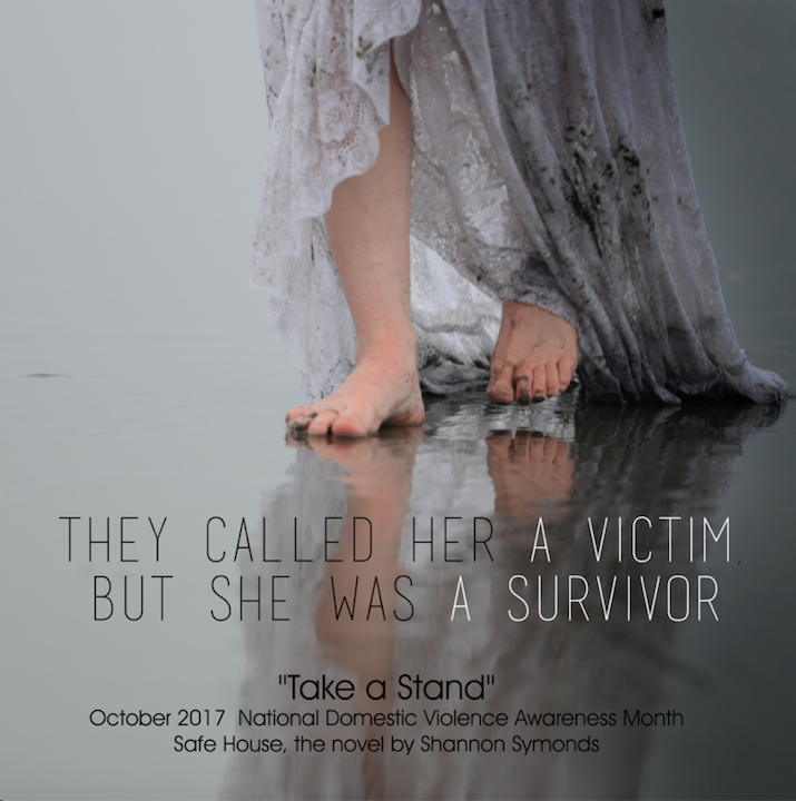 domestic violence awareness month – Shannon Symonds